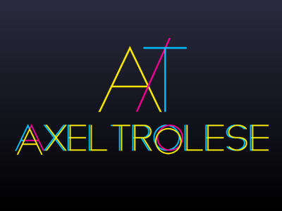 Axel Trolese – web site