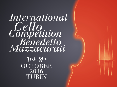 Mazzacurati Cello Competition – web site