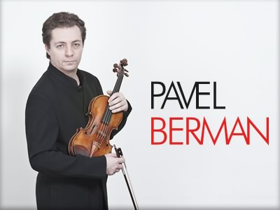 Pavel Berman – web site